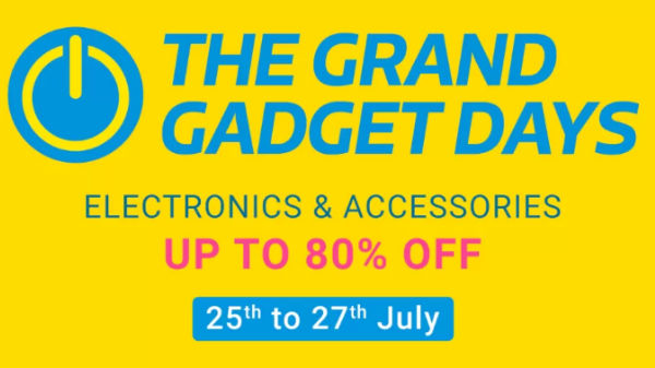 Flipkart Grand Day Sale Offers – All Discounts You Can Get