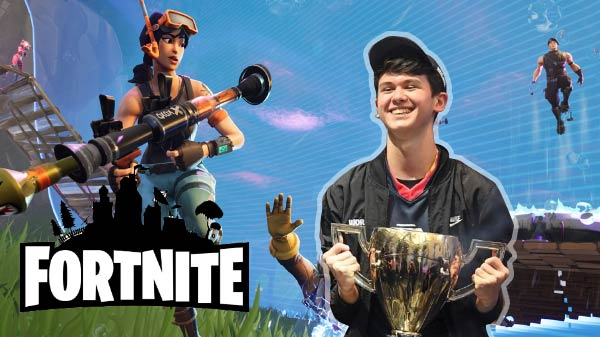 16-Year Old Teen Rewarded With $3Mn Prize In Fortnite World Solo