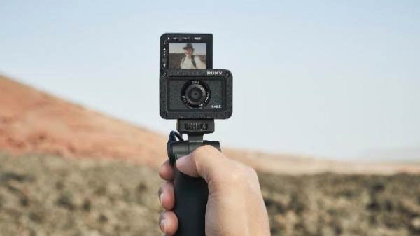 Sony Announces The World's Smallest And Lightest Action Camera