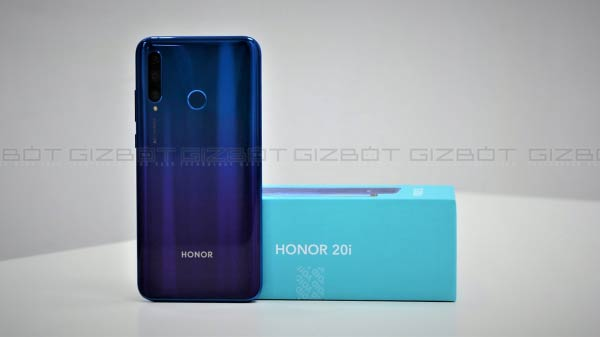 Honor 20i Review: A Capable Mid-Range Smartphone