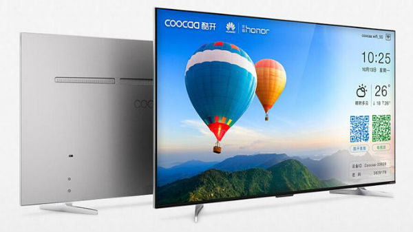Honor Smart TV To Come With Pop-up Camera And AI-based Honghu 818 CPU