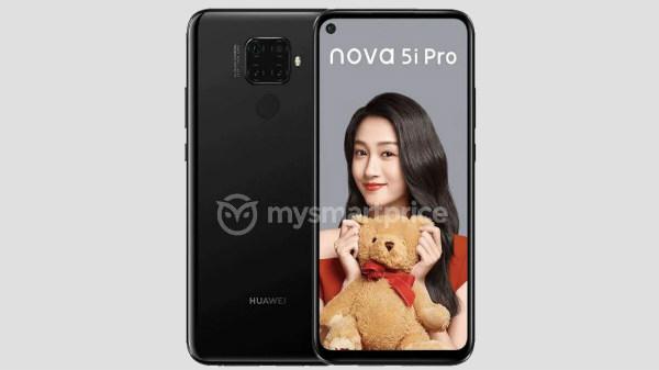 Huawei Nova 5i Pro – Kirin 810 SoC, Up To 8GB RAM Tipped Online