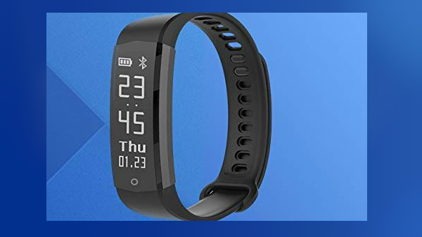 Lenovo Smart Band Cardio 2 With 20-Day Battery Life Launched in India