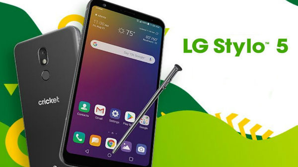 LG Stylo 5 Officially Announced With Stylus Support, 3GB RAM And More