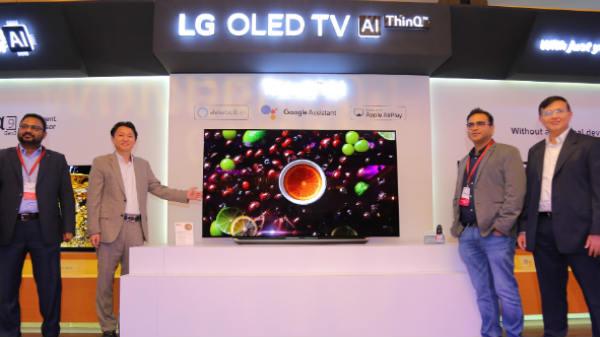 LG 2019 OLED Smart TVs First Impressions