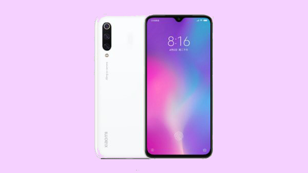 Xiaomi Mi CC9 New Leaks Confirm Advanced In-Screen Fingerprint Reader
