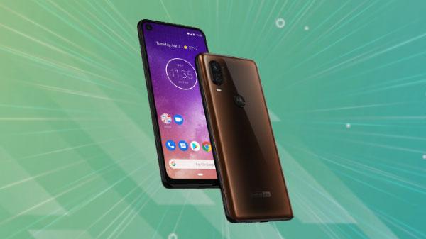 Motorola One Vision Bronze Gradient Available On Flipkart In India