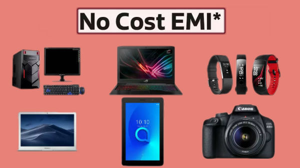 Flipkart No Cost EMI Offers – Right Time To Buy Gadgets