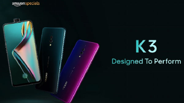 Oppo K3 Official In India — New Rival To Redmi K20 And Realme X