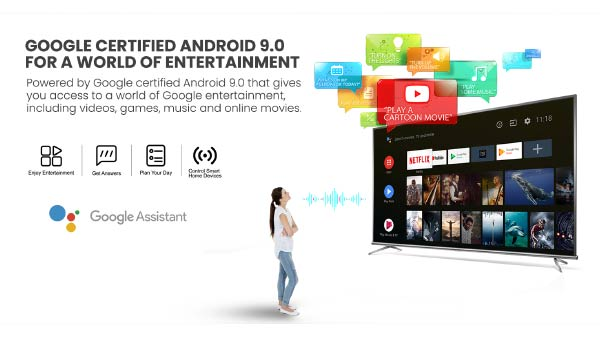TCL Launches India's First 4K AI Android 9 TV - Price & Specifications