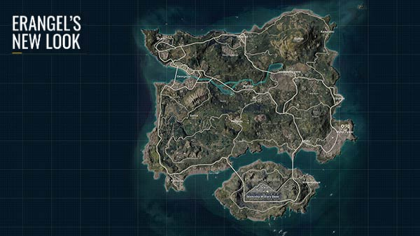 PUBG PC Receives Season 4 Update – Revamped Erangel Map And Fixes