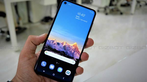 Samsung Galaxy M40 Rolled Out New Update: Improves Camera