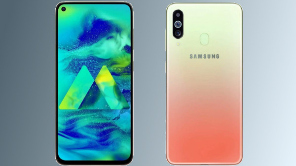 Samsung Galaxy M40 Gets Cocktail Orange Edition In India