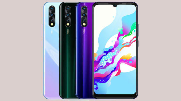 Vivo Z5 Announced – Triple Rear Cameras, 4500mAh Battery And More