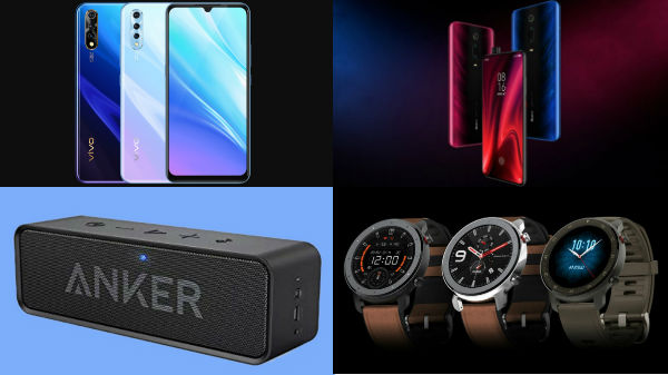 Week 29, 2019 Launch Roundup - Realme X, Realme 3i, Vivo Y7s And More