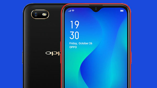 Bluetooth SIG Reveals A New Oppo CPH1931 Phone With 6.5-Inch Display, 5,000 mAh battery, And More