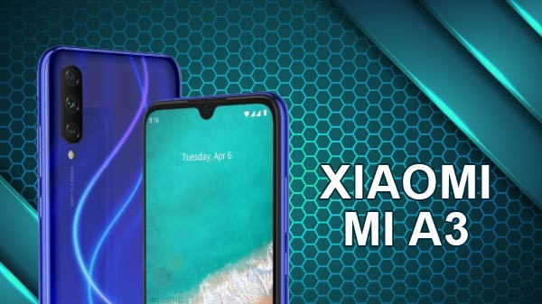 Xiaomi Mi A3 With Triple Rear Cameras And SD 665 SoC India Launch