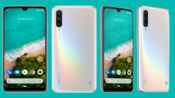 Xiaomi Mi A3 Official Renders Surfaces Online With Headphone Jack