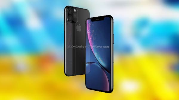 iPhone XI, XI Max And XIR Leaked Online- Expected To Feature A Notch A