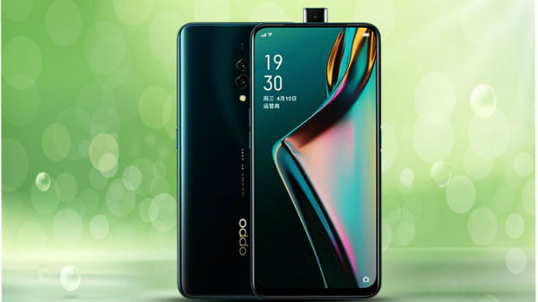 Oppo K3 With Pop-Up Selfie Camera India Launch Set For Today At 6PM