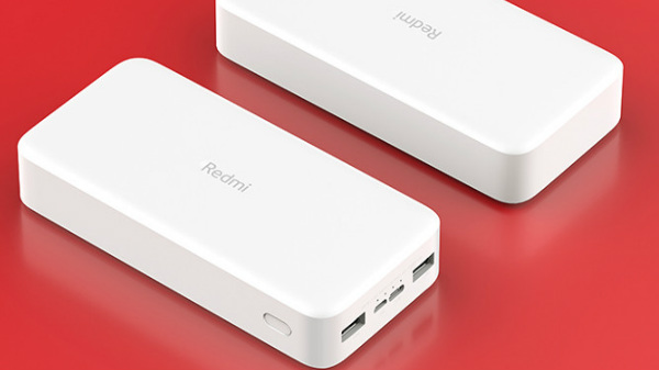Redmi 10000 mAh, 20000 mAh Power Banks Announced: Price Starts At Rs. 590