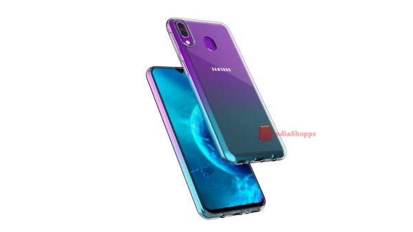 Samsung Galaxy M30s Leak – Case Renders Show Possible Design