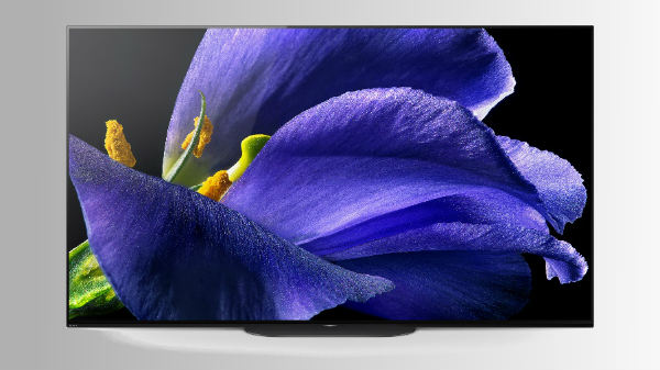 Sony Launched New Master Series A9G 4K HDR OLED TV In India