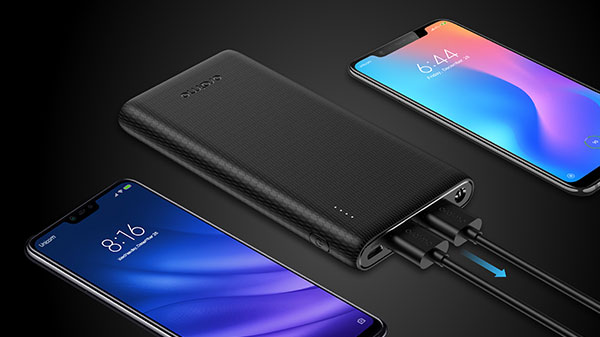 Oraimo Launches Toast 10 Power Bank With 10,000mAh Capacity In India