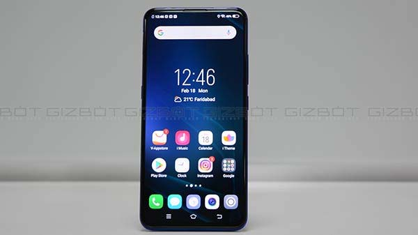 Vivo V1916A Clears 3C Certification- Expected To Come With 5G Support, 44W Fast Charger