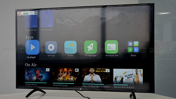 Xiaomi Mi TV 32-inch, 43-inch Models Get Permanent Price Cut In India