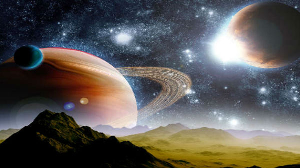 Earth-Like Planets Could Be Harboring Aliens Close To Our Solar System