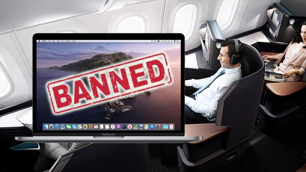 Apple MacBook Pro Might Be Banned On Flights In India Too: Report