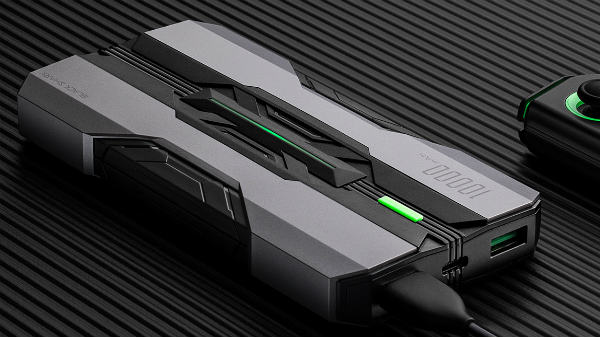 Blackshark 10,000mAh Power Bank Is A Must-Have Accessory For Gamers