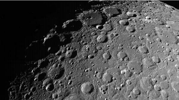 Chandrayaan-2 Captures Craters On Moon: ISRO Shares Images