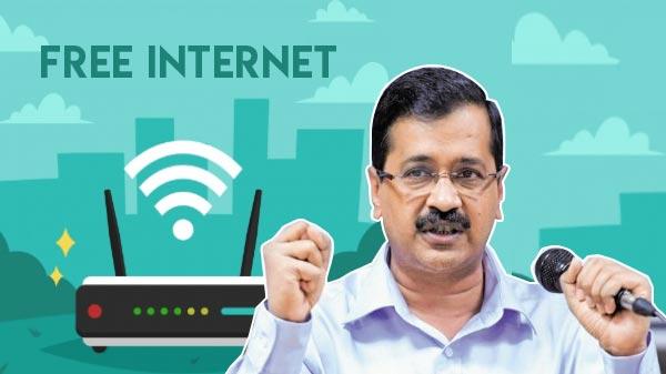 Delhi Will Receive 11,000 Wi-Fi Hotspots With 15GB Free Data