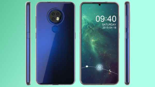 Nokia 7.2 Expected To Launch With 4GB/6GB RAM Variants