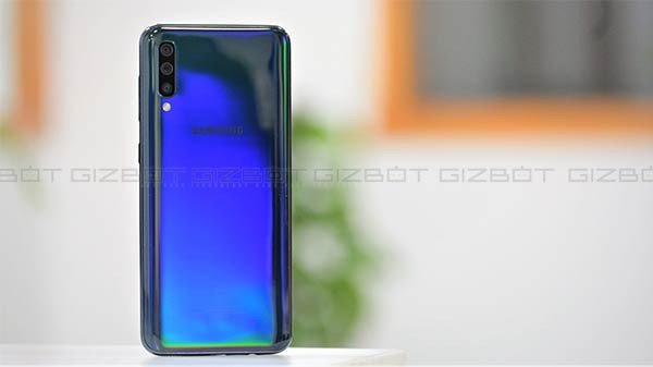 Samsung Galaxy A50 New Firmware Improves Battery And System Stability