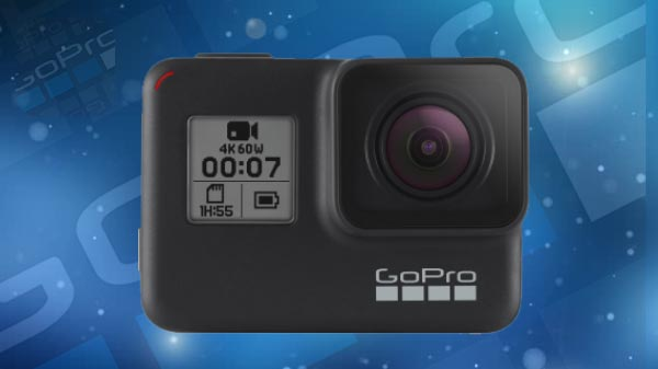 GoPro Hero 8 Image Leaked With External Display, Mic And More