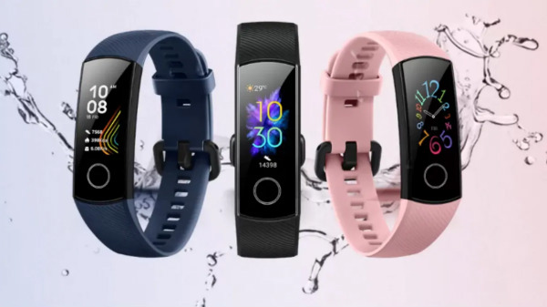 Honor Band 5 Coming Soon To India – Will Be Exclusive To Flipkart