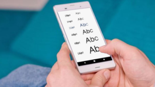 How To Adjust Font Size In Chrome For Android