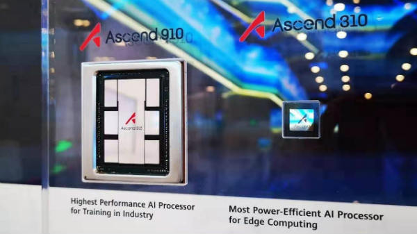 Huawei Challenges U.S Giants Again By Unveiling AI Ascend 910 SoC