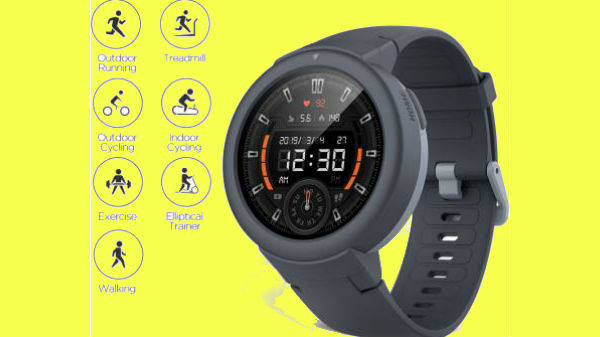 Amazfit Verge Lite Launched With AMOLED Display, 20-Days Battery Life