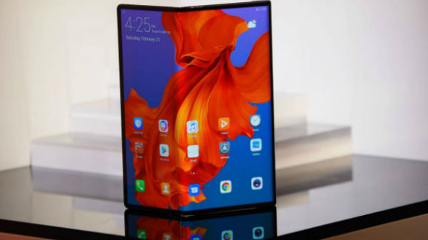 Huawei Mate X Finally Gets A Release Date