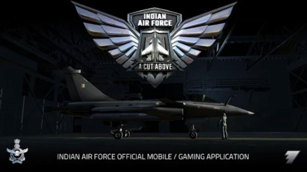 Indian Air Force Launches Mobile Game For iOS And Android