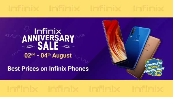 Flipkart Independence Day Sale: Infinix S4 New Variant Up For Sale
