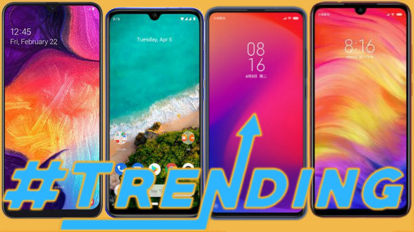 Most Trending Smartphones Of Last Week That Deserve Your Attention