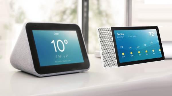 Lenovo's Smart Clock, Smart Display Launched