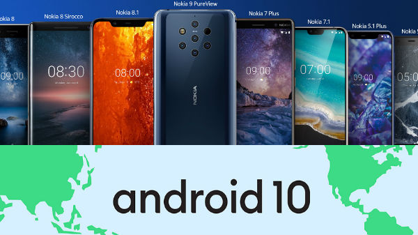 These Nokia Smartphones Await Android 10 Update