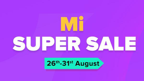Mi Super Sale Offers: Irresitible Deals On Mi Smartphones