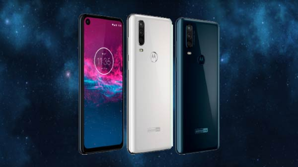 Motorola One Action Specifications And Color Options Leaked